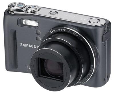 Samsung WB550 šedý