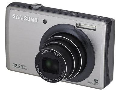Samsung PL65 stříbrný