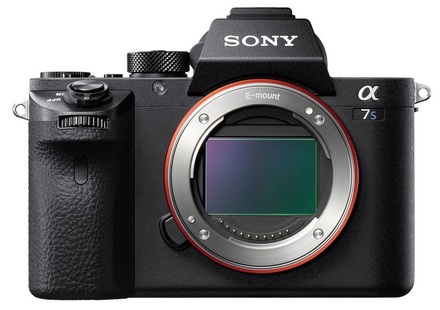 Sony Alpha A7S II tělo VIDEO KIT!
