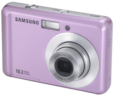 Samsung ES15 růžový