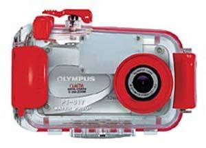 Olympus podvodní pouzdro PT017
