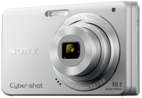 Sony CyberShot DSC-W180 stříbrný
