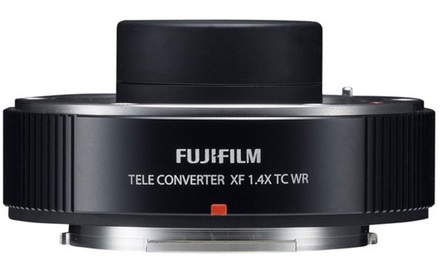Fujifilm telekonvertor XF 1,4x TC WR