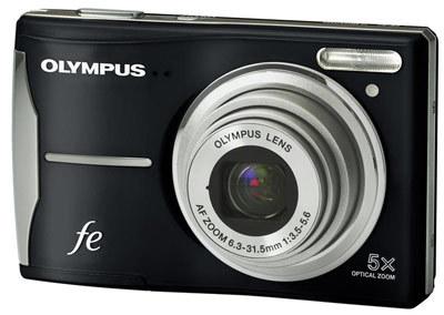 Olympus FE-46 černý