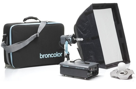 Broncolor HMI 400 Crossover Kit