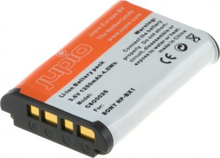 Jupio akumulátor NP-BX1 pro Sony