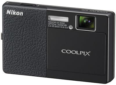 Nikon CoolPix S70 černý