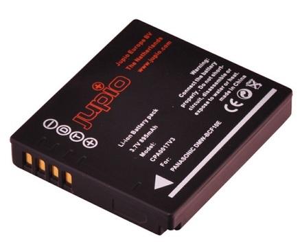 Jupio akumulátor CGA-S106E / DMW-BCF10E pro Panasonic
