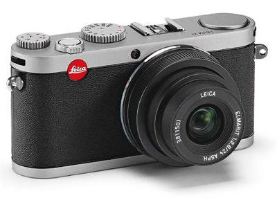 Leica X1 stříbrný