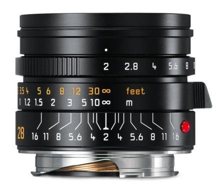 Leica 28mm f/2,0 ASPH SUMMICRON-M verze 2016