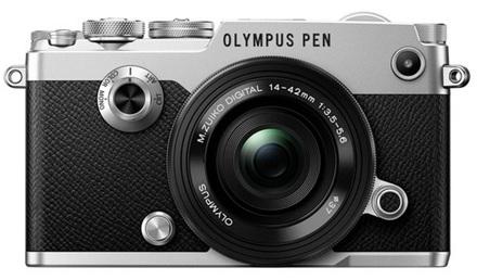 Olympus PEN-F + 14-42 mm EZ černý
