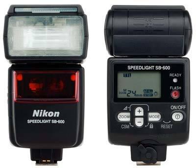Nikon blesk SB-600