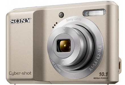 Sony CyberShot DSC-S2000 stříbrný