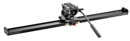 Manfrotto VIDEO SLIDER 100cm s video hlavou 500AH