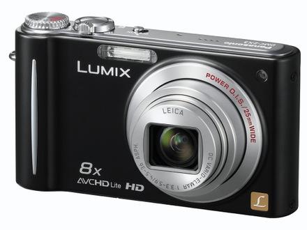 Panasonic Lumix DMC-ZX3 černý