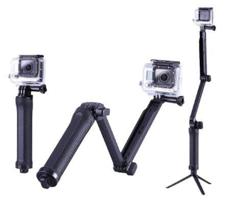 NICEBOY držák 3-Way Grip, Arm, Tripod