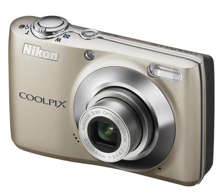 Nikon Coolpix L22 stříbrný