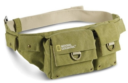 National Geographic Small Waist Pack 4476