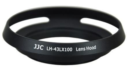 JJC sluneční clona LH-43LX100 pro DMC-LX100 a D-Lux (Typ 109)