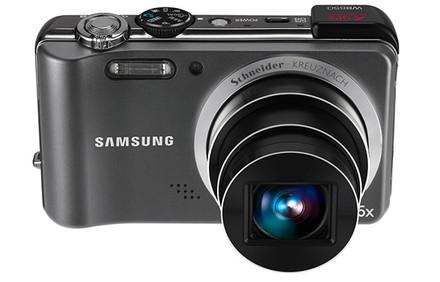 Samsung WB650 šedý + SD 4GB karta + pouzdro 70J!
