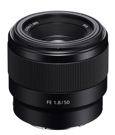 Sony FE 50mm f/1,8