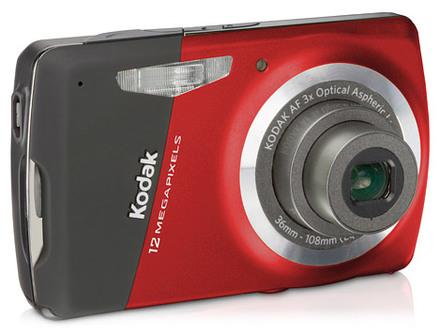 Kodak EasyShare M530 červený