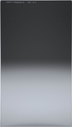 Ray Masters 84x150mm ND 4 filtr 0,6 tvrdý