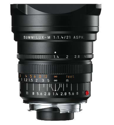 Leica 21mm f/1,4 ASPH SUMMILUX-M