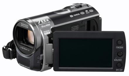 Panasonic SDR-S50 černá