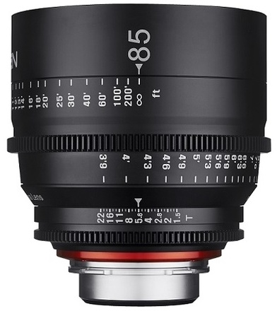 Samyang XEEN CINE 85mm T/1,5 pro Nikon F