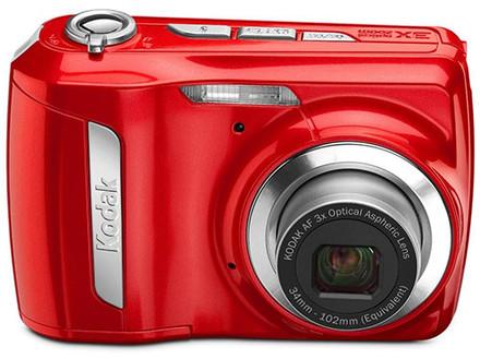 Kodak EasyShare C142 červený