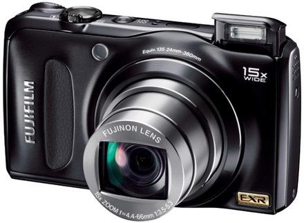 Fuji Finepix F300EXR + SD 8GB karta zdarma!