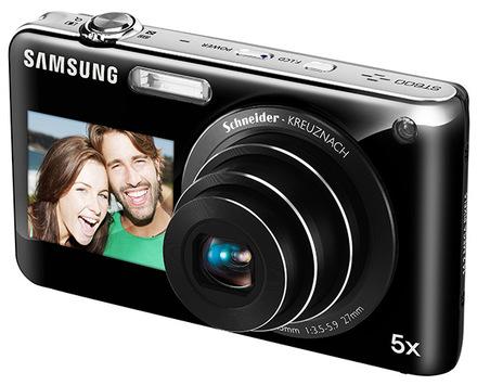 Samsung ST600 černý
