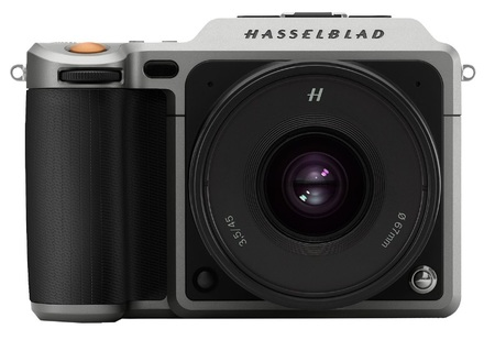 Hasselblad X1D + 45 mm + 90 mm