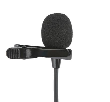 JJC mikrofon Lavalier SGM-38