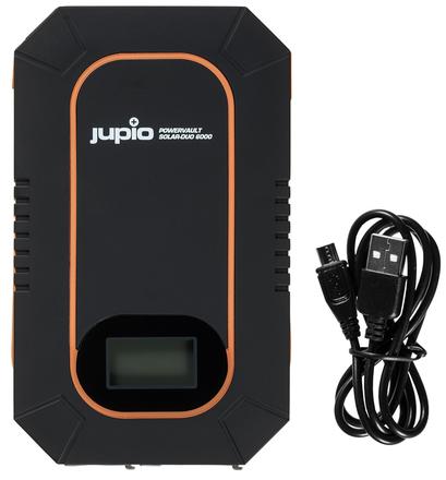 Jupio PowerVault Solar Duo 6000
