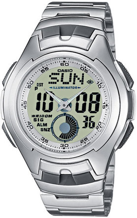 Casio hodinky AQ-160WD-7BVEF