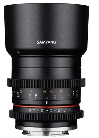 Samyang 35mm T/1,3 AS UMC CS pro Sony E