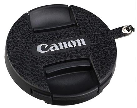 JJC CS-C49 držák krytky objektivu pro krytky Canon 49mm