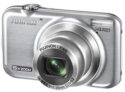Fuji FinePix JX300 stříbrný