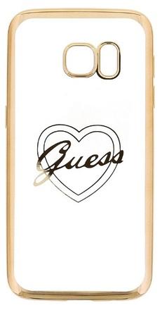 Guess Heart TPU pouzdro pro Samsung G930 Galaxy S7