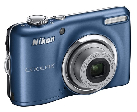 Nikon Coolpix L23 modrý