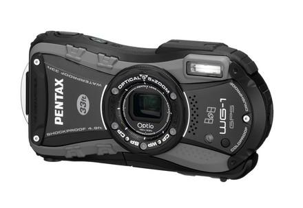 Pentax Optio WG-1 GPS šedý