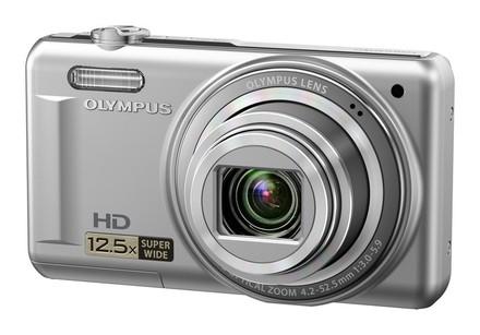 Olympus VR-320 stříbrný