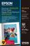 Epson Premium Semigloss Photo Paper 10x15, 50 listů