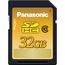 Panasonic SDHC 32 GB Class 10