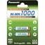Panasonic NI-MH 1000 AAA nabíjecí baterie 2 ks
