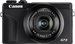 Canon PowerShot G7 X Mark III černý